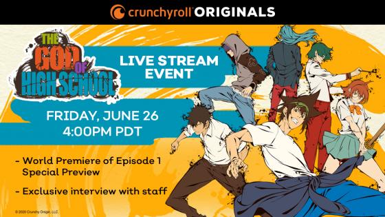 "God-of-High-School_16x9-SS-5-560x315 Crunchyroll anunció el evento digital ""God of High School"", que se llevará a cabo el viernes."