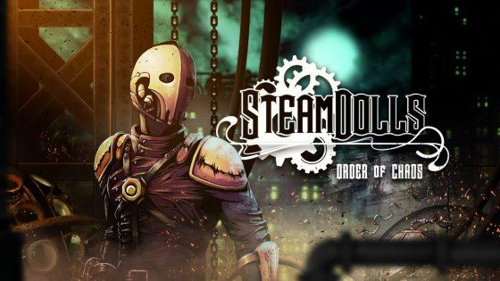 SteamDoll-SS-1-560x315 ¡David Hayter regresa a Steampunk Metroidvania 2D, SteamDolls!