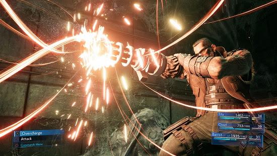 Final-Fantasy-VII-Remake-SS-2 Final Fantasy 7 Remake destruyó la clasificación del juego japonés ... ¡No es sorprendente!