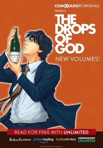 The Drops of God-SS-2-350x500 ¡El nuevo volumen de The Drops of God se estrena en Kodansha Comics y comiXology Originals!