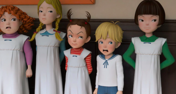 Aya-to-Majo-560x202 Studio Ghibli anunció el lanzamiento de una nueva película de animación 3DCG.Se transmitirá en NHK-G