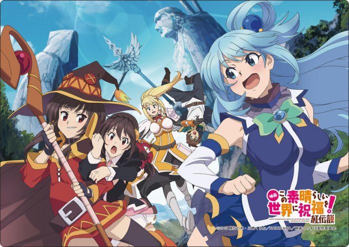Kono-subarashii-sekai-ni-shukufuku-o-wallpaper-1-700x495 ¡Vacaciones en Isekai!Mundo de animación popular para visitar