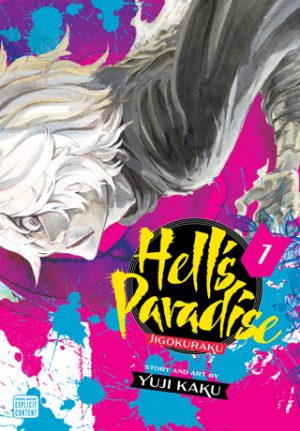 Jigokuraku-Wallpaper-700x280 Un ninja condenado, un samurái sexy y una búsqueda imposible - Hell's Paradise: Jigokuraku, Vol.  1