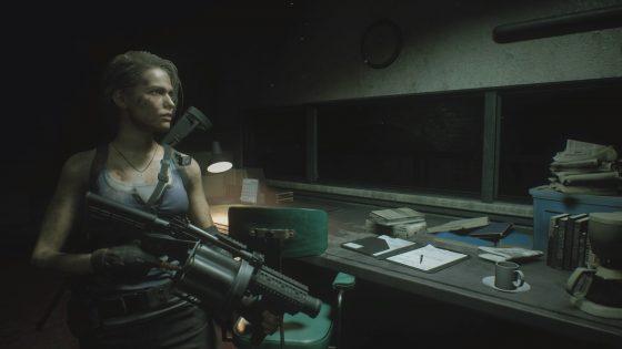 RE3-Logo Resident Evil 3 Remake-PlayStation 4 Evaluación