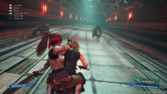 Final Fantasy VII-REMAKE-Art Nouveau Final Fantasy VII Remake-PlayStation 4 Review