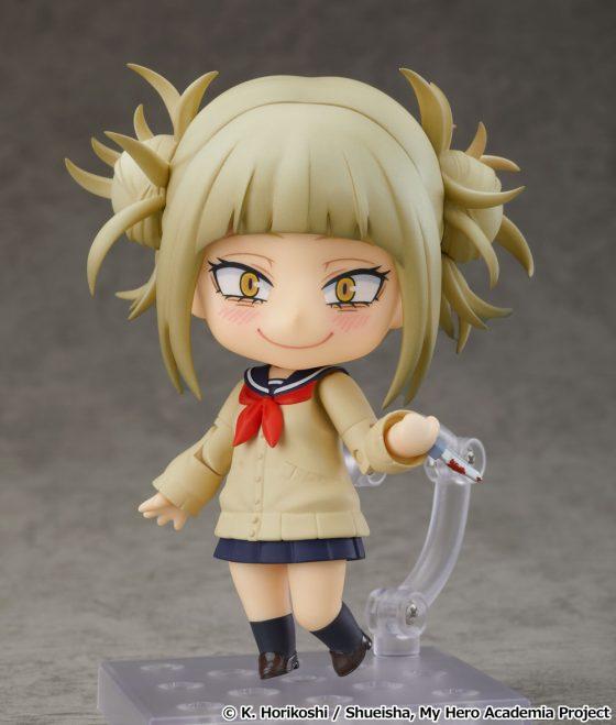 Toga-GSC-SS-1-560x332 ¡La última imagen de Good Smile Company, Nendoroid Himiko Toga, ya está disponible para pre-pedido!