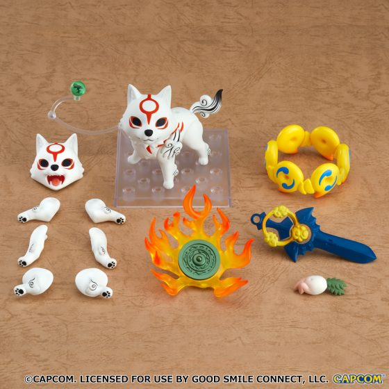 Amerterasu-GSC-DX-Ver-SS-1-560x236 Nendoroid Amaterasu DX Ver. ¡Tanto Nendoroid Amaterasu como se pueden reservar!