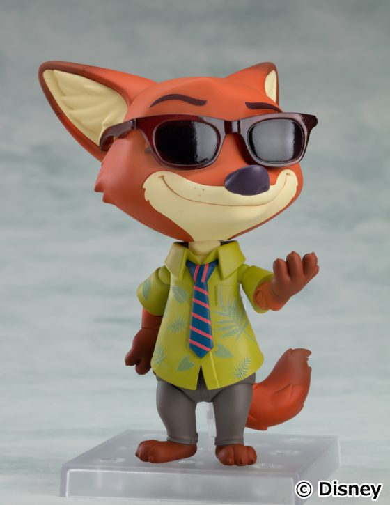 Judy-and-Nick-GSC-SS-1-560x433 Nendoroid Judy Hopps y Nendoroid Nick Wilde ya están disponibles para pre-pedido.