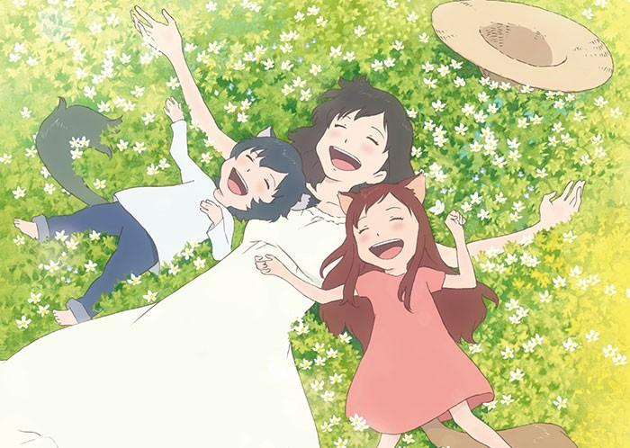hana-ookami-kodomo-no-to-yuki lobo niño capturado fondo de pantalla 700x498 tema familiar necesidades de anime