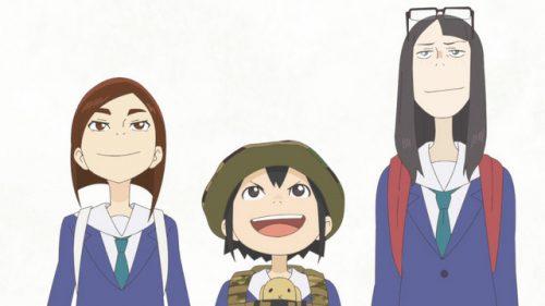 Hokago-Teibo-Nisshi-wallpaper No se permiten niños: las niñas se hacen cargo de los campos generalmente dominados por hombres en el anime