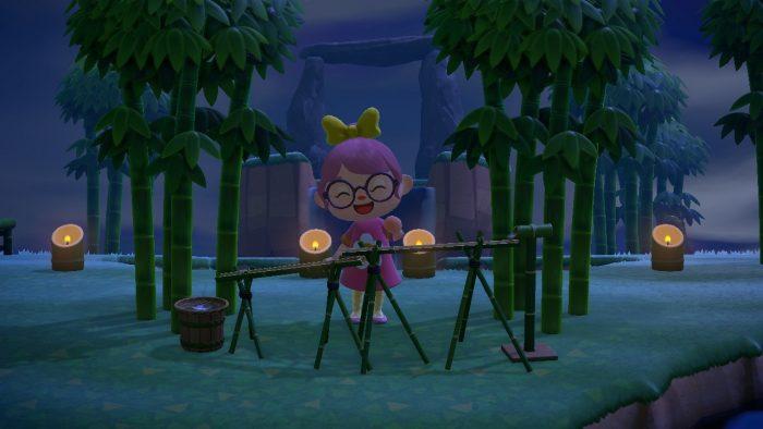 AnimalCrossingSomen-700x394 Nagashi Somen (tobogán de bambú) tradición de verano