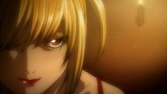 Death-Note-Misa-amane-yandere-560x316 Momento de animación: Misa Amane finalmente conoce a Hikari Iori