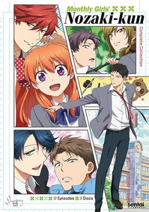 Gekkan-Shoujo-Nozaki-kun-dvd-300x426 Los 5 mejores animes, por Ellyn Barnes (Guionista de Honey's Anime)
