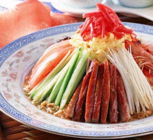 HiyashiChuka2-700x394 vence al Heat con ... ¡ramen frío!  ?Prepara Hiyashi Chuka, deliciosa comida de verano