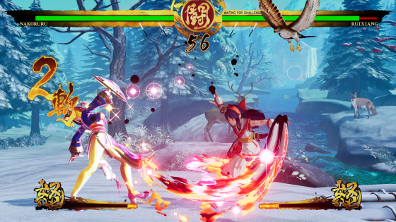 samurai_shodown_splash-560x315 Samurai Knockdown-PC (Epic) Revisión