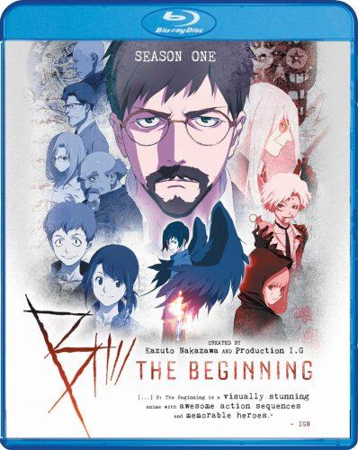 El primer día de la temporada B blu-ray-398x500 B: ¡La primera temporada y la colección definitiva a partir de otoño se lanzarán en Blu-ray este otoño!