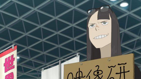 Eizouken-ni-wa-Te-wo-Dasu-na-Wallpaper-4-700x394 Lanky Deadpan Business Queen: Kanamori Sayaka Highlights-Eizouken-ni-wa-Tesu-Dasu na!  (¡Mantenga sus manos alejadas de Eizouken!)