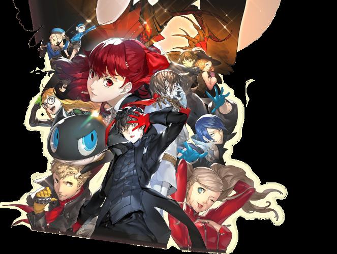 Persona-5-wallpaper-663x500 Persona 5 Royal Anime puede resolver todos los problemas