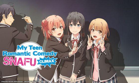 "yahari-ore-no-seishun-love-comedy-wa-machigatteuru-snafu-season-3-sentai-870x520-560x335 Sentai se hizo con la tercera temporada de ""My Teen Romantic Comedy SNAFU"""