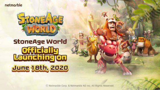 StoneAge-World-SS-1-560x315 colección de mascotas MMORPG móvil ¡StoneAge World ya está disponible!