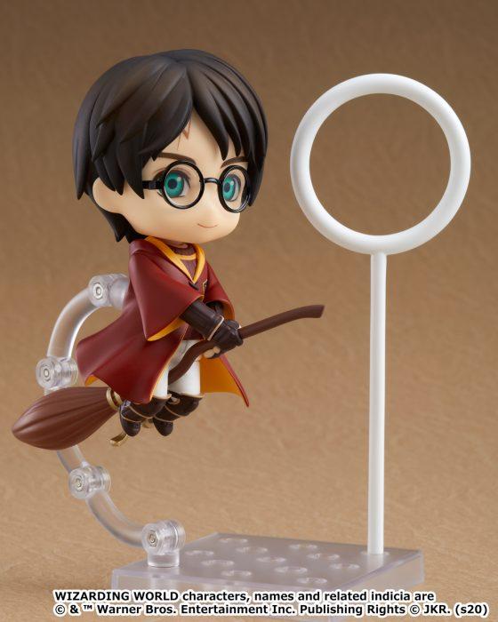 Harry-Potter-Quidditch-GSC-2-400x500 Nendoroid Harry Potter Quidditch Ver. ¡Y Nendoroid Shizue (Isabelle) se puede reservar ahora!
