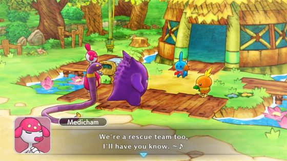 pokemon_mystery_dungeon_splash-560x315 Pokémon Mysterious Dungeon: Rescue Team DX-Revisión de Nintendo Switch