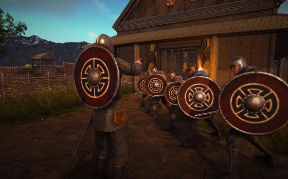 Nuevo tráiler de Vikings   ¡El juego de rol en línea