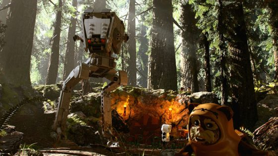 LSW-Bantha-Lego-Star Wars-Skywalker-Legend gana la impresión de LEGO Star Wars: The Skywalker Saga-E3 2019