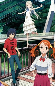 AnoHana-560x345 5 El anime definitivamente te hará llorar