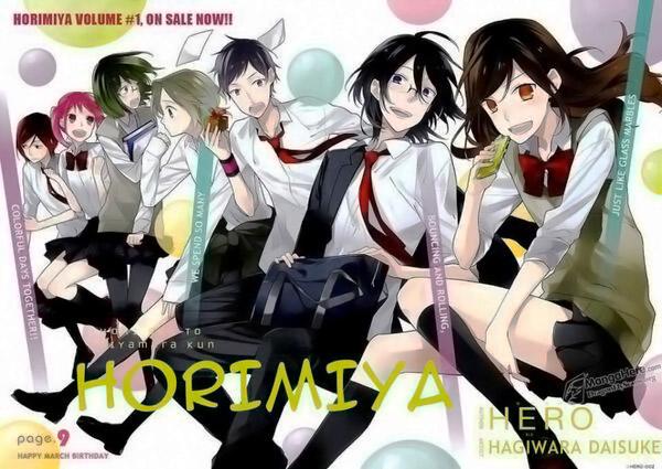 El fondo de pantalla de gestión de Horimiya opuesto atrae y hace el romance más dulce: Horimiya