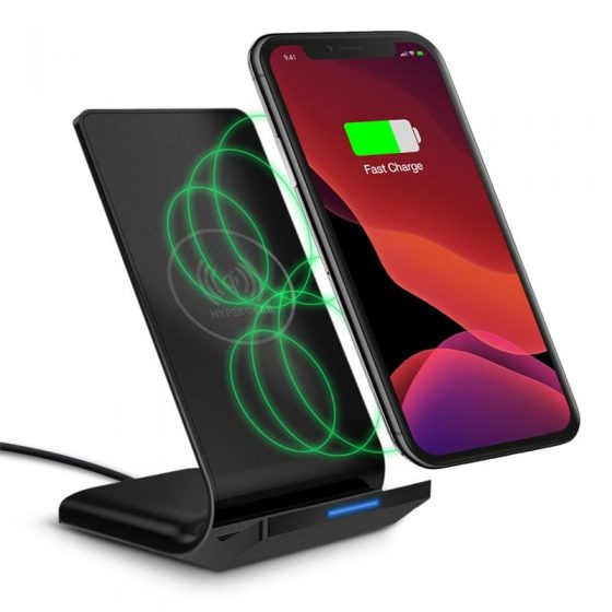 HyperGear-10W-Wireless-Quick Charging Station-Black-560x560 Mobile Edge amplía la línea de productos con nuevos productos de productividad personal y ofertas de verano.