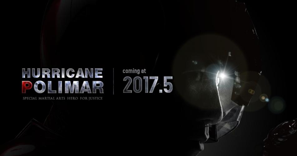 Se anuncia la película de acción en vivo de polímero de huracán 333x500