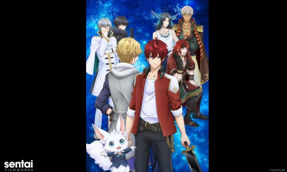 100 Dreams-The Kingdom of Dreams by Pursuing Dreams-Ninno no ji-sama-560x335 Sentai Filmworks adquirió la animación de televisión