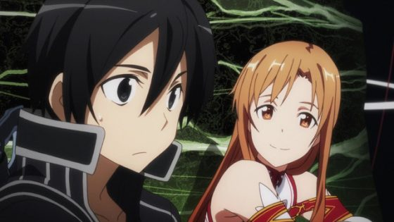 Sword-Art-Online-crunchyroll-560x315 Un momento de conmoción en el anime: Kirito fue asesinado a tiros por Death Gun Clan