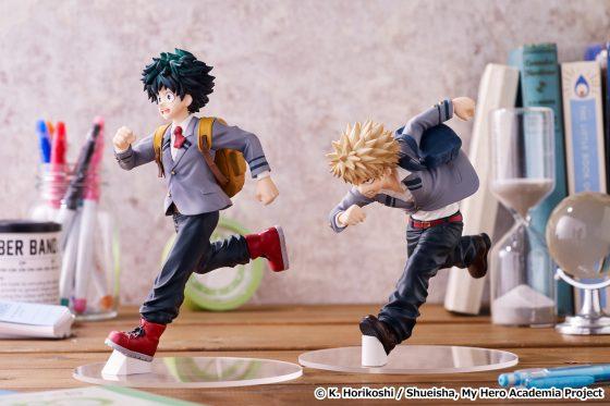 Bakugo y Deku-My Hero Academia-GSC-SS-2-560x373 ¡Reserva ahora!  ¡Se lanzan POP UP PARADE Izuku Midoriya y POP UP PARADE Katsuki Bakugo!