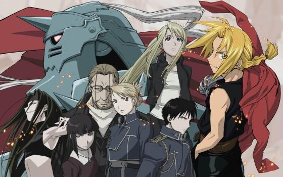 """¡Se ha anunciado el elenco de la película haganerenkin2-560x350 """"Fullmetal Alchemist""""!"""
