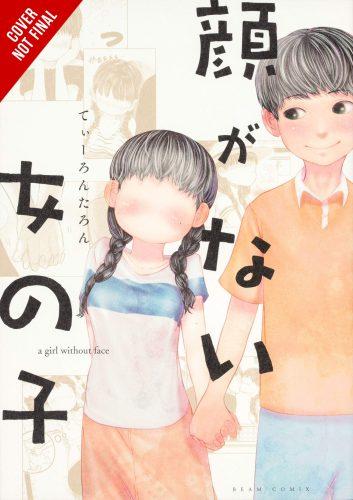 ¡La agencia de noticias A-Girl-Withless-a-Face-1-353x500 Yen anunció el anuncio de nueve títulos nuevos en la Virtual Crunchyroll Expo 2020 para su futura publicación!