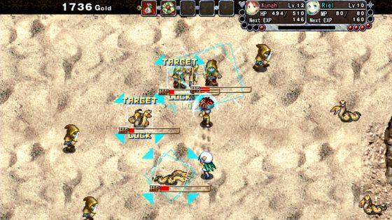 Frane-Dragons-Odyssey-SS-6-560x315 Frane: revisión del interruptor de Dragon's Odyssey-Nintendo