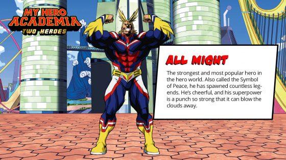 """FunFilms_MHAtheMovie_About_Phase-2_CharModules_AllMight-560x315 """"My Hero Academia: Two Heroes"""" con una taquilla del tamaño de un superhéroe de 5,7 millones de dólares y una clasificación entre los diez primeros"""