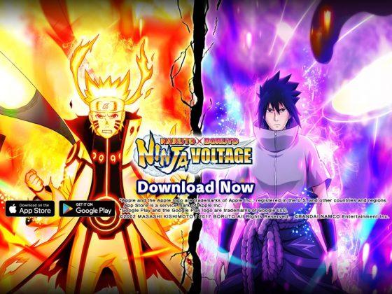 Naruto x-Naruto-Ninja Voltage-SS-1-560x420 Naruto x Naruto x Ninja Voltage celebra el segundo aniversario a través del filtro de realidad aumentada, eventos en el juego