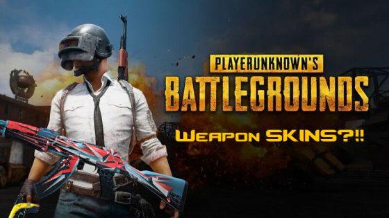 PUBG-weapon-skins-560x315 ¿Es bueno o malo agregar máscaras de armas para PUBG?