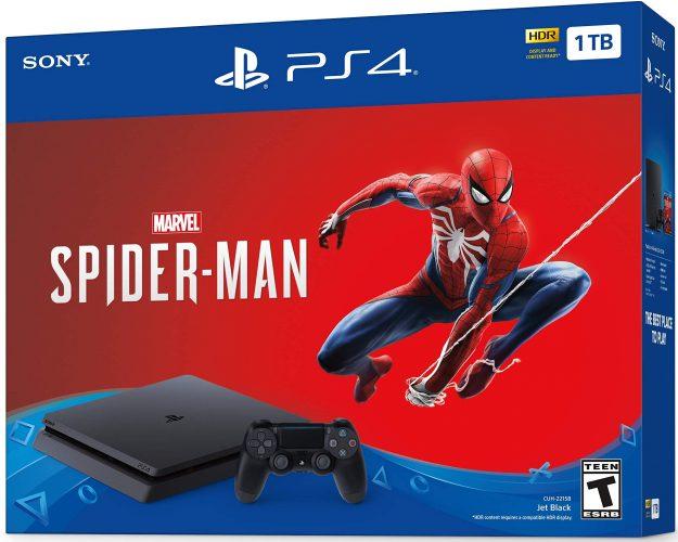 Marvels-Spider-Man-game-Wallpaper-1-625x500 Los diez mejores paquetes de videojuegos para Navidad 2018 [Best Recommendations]