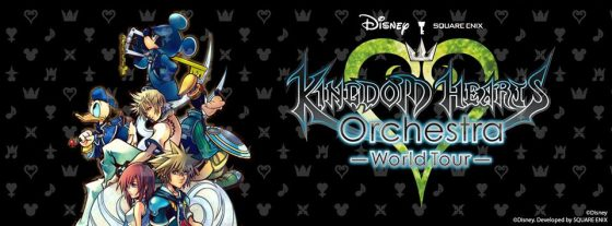 ¡Kingdom-Hearts-Orchestra-560x207 KINGDOM HEARTS Orchestra-Summer Tour 2018 está en progreso!