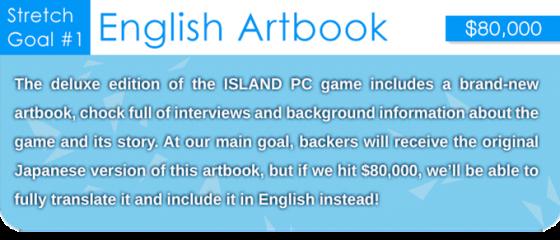 ¡Main-Visual-1-560x294 lanzó un evento oficial de Kickstarter para copias físicas de juegos y animaciones de ISLAND!