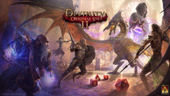 divinity-560x315 Larian Studios de una vez por todas, revelando la divinidad que trae el modo maestro del juego: ¡Original Sin 2!