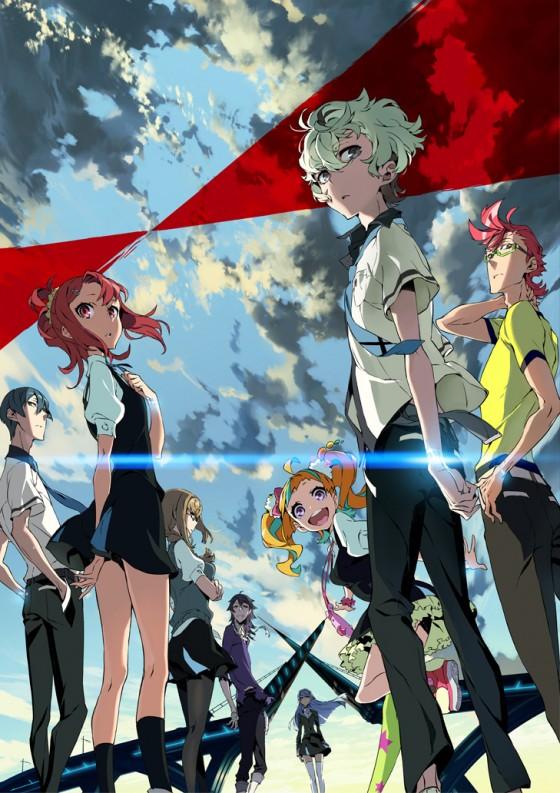 kiznaiver-1-560x793 Spring Anime ¡Kiznaiver nos trata con un nuevo PV único!