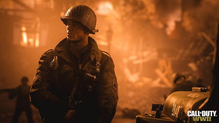 Juego de Call of Duty World War II 700x394 ¿Qué son las náuseas? [Gaming Definition, Meaning]