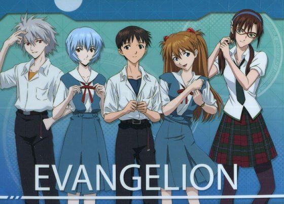New World Evangelion Wallpaper Cómo Evangelion refleja cómo ve Japón la salud mental