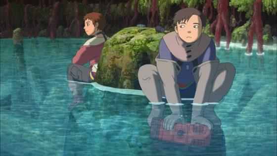 Sakasama-no-Patema-dvd-300x425 6 películas de anime como Sakasama no Patema (Patema al revés) [Recommendations]