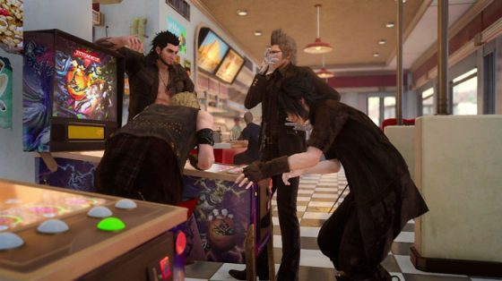 Fondo de pantalla de Final Fantasy XV 560x315 [Honey's Crush Wednesday] 5 aspectos destacados de Noctis Lucis Caelum-Final Fantasy XV